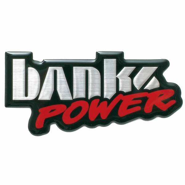 Banks Power - Banks Power | Urocal Power Large Red/Black/Silver | 96010
