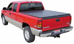 "Bed Accessories - Tonneau Covers - Truxedo - Truxedo TruXport 99-07 GM Sierra/Silverado 1500 Classic 6'6"" Bed 281101"
