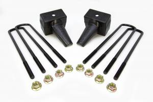 Steering And Suspension - Springs - ReadyLift - ReadyLift 2011-18 CHEV/GMC 2500/3500HD 5'' Rear Block Kit 26-3205