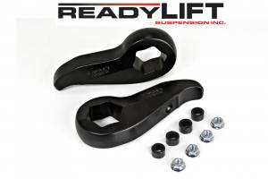 Steering And Suspension - Lift & Leveling Kits - ReadyLift - ReadyLift 2011-18 CHEV/GMC 2500/3500HD 2.25'' Front Leveling Kit (Forged Torsion Key) 66-3011
