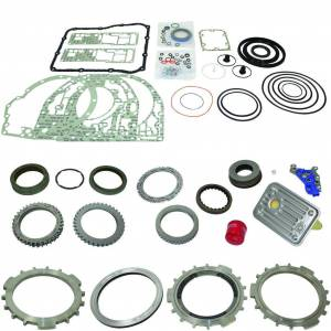 BD Diesel - BD Diesel BD Build-It Chevy Allison Trans Kit 2006-2010 LBZ/LMM Stage 4 Master Rebuild Kit 1062224