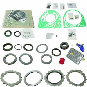 BD Diesel - BD Diesel BD Build-It Chevy Allison Trans Kit 2001-2004 LB7 Stage 4 Master Rebuild Kit 1062204