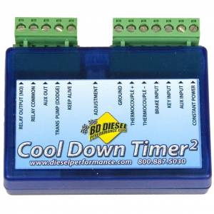 Fuel System & Components - Fuel System Parts - BD Diesel - BD Diesel Cool Down Timer Kit v2.0 1081160