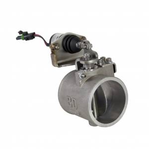 BD Diesel - BD Diesel Positive Air Shut-Off (Manual Controlled) - Chevy 2001-2004 Duramax LB7 1036710-M