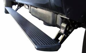Exterior - Running Boards - AMP Research - AMP Research POWERSTEP 75146-01A