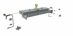 Towing - Trailer Accessories - B&W Trailer Hitches - B&W Trailer Hitches Turnoverball Center Kit GNRC962