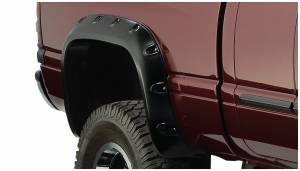 Exterior - Fender Flares - Bushwacker - Bushwacker FF Pocket Style 2Pc Rear 50026-02
