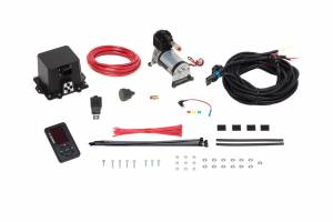 Steering And Suspension - Air Suspension Parts - Firestone Ride-Rite - Firestone Ride-Rite Air Command F3 Wireless Assembly Kit 2581