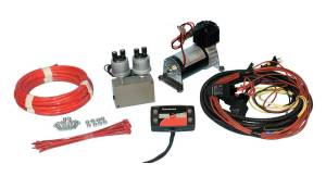 Steering And Suspension - Air Suspension Parts - Firestone Ride-Rite - Firestone Ride-Rite Lt Duty Elec Air Cmd-D 2491