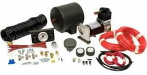 Steering And Suspension - Air Suspension Parts - Firestone Ride-Rite - Firestone Ride-Rite Xtreme Air Cmd-D 2549