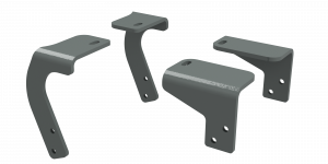 Towing - Trailer Accessories - B&W Trailer Hitches - B&W Trailer Hitches Custom Installation Kit For Universal Mounting Rails For Some RAM Trucks RVR3205