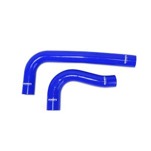 Shop by Part - Mishimoto - Mishimoto Dodge 6.7L Cummins Silicone Coolant Hose Kit MMHOSE-RAM-10DBL