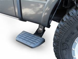 Exterior - Running Boards - AMP Research - AMP Research Bedstep 2 75406-01A