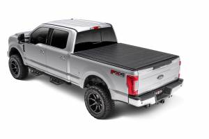 Bed Accessories - Tonneau Covers - Truxedo - Truxedo Sentry 03-09 Dodge Ram 2500/3500 8' Bed 1548101
