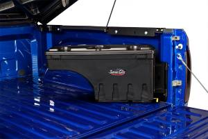 Bed Accessories - Truck Bed Storage - Undercover - Undercover Swing Case 02-18 (19 Classic) Ram 1500-3500 w/out RamBox - Passenger SC300P