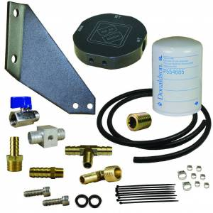 BD Diesel - BD Diesel BD 6.0L Powerdstroke Coolant Filter Kit Ford 2003-2007 1032121