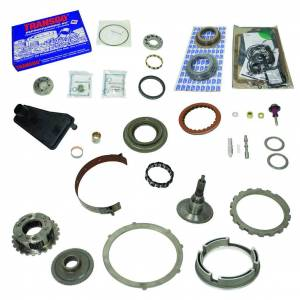 BD Diesel - BD Diesel BD Build-It Ford 4R100 Trans Kit 1999-2003 Stage 4 Master Rebuild Kit 2wd 1062124-2