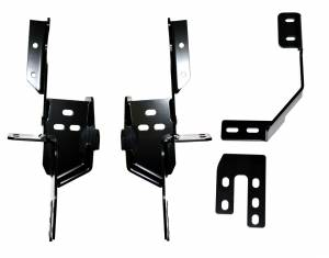 Winches and Accessories - Accessories - Warn - Warn GEN II Trans4mer Mid-Frame Mounts 88240/ 88245 Large Frame Mounts 90110/ 90115 90155