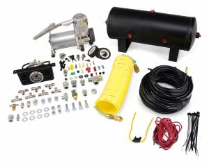 Steering And Suspension - Air Suspension Parts - Air Lift - Air Lift QuickShot (Dual Path) 25572