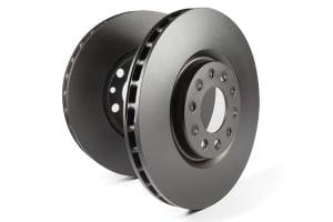 1994-1997 Ford 7.3L Powerstroke - Brakes - EBC Brakes - EBC Brakes OE Quality replacement rotors, same spec as original parts using G3000 Grey iron RK7697