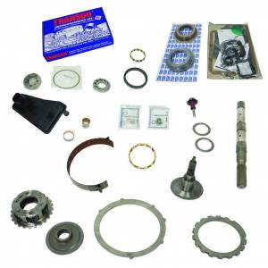 BD Diesel - BD Diesel BD Build-It Ford E4OD Trans Kit 1990-1994 Stage 4 Master Rebuild Kit 4wd 1062104-4