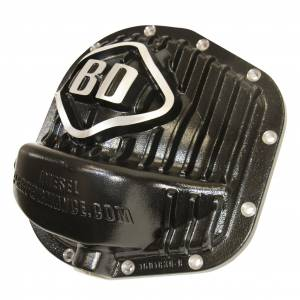 BD Diesel Differential Cover, Rear - Sterling 12-10.25/10.5 - Ford 1989-2016 Single Wheel 1061830