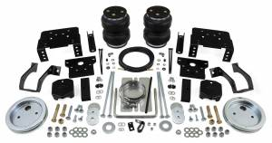 Steering And Suspension - Lift & Leveling Kits - Air Lift - Air Lift LOADLIFTER 5000; LEAF SPRING LEVELING KIT 57398