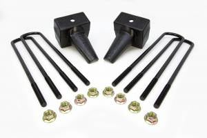 Steering And Suspension - Springs - ReadyLift - ReadyLift 2011-18 FORD F250/F350/F450 5'' Rear Block Kit 66-2025