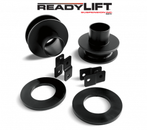 Steering And Suspension - Lift & Leveling Kits - ReadyLift - ReadyLift 2005-10 FORD F250/F350/F450 2.5'' Front Leveling Kit 66-2095