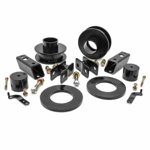 Steering And Suspension - Lift & Leveling Kits - ReadyLift - ReadyLift 2011-18 FORD F250 2.5'' Front Leveling Kit 66-2725