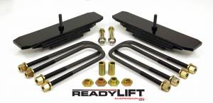 Steering And Suspension - Lift & Leveling Kits - ReadyLift - ReadyLift 1999-04 FORD F250/F350/F450 2'' Front Leveling Kit 66-2085