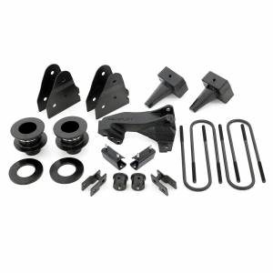Steering And Suspension - Lift & Leveling Kits - ReadyLift - ReadyLift 2011-18 FORD F250/F350 3.5'' SST Lift Kit - 2 pc Drive Shaft 69-2736