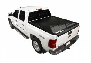 Bed Accessories - Tonneau Covers - Retrax - Retrax PowertraxONE GM 6.5' (07-13) w/Stk Pkt - Std Rail - Elec Cvr 20426