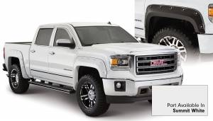 Exterior - Fender Flares - Bushwacker - Bushwacker FF Boss Pocket Style-Color 4Pc 40958-14