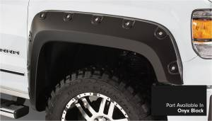 Exterior - Fender Flares - Bushwacker - Bushwacker FF Boss Pocket Style-Color 4Pc 40958-34