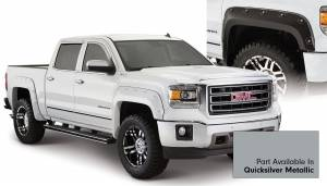 Exterior - Fender Flares - Bushwacker - Bushwacker FF Boss Pocket Style-Color 4Pc 40958-54