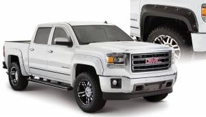 Exterior - Fender Flares - Bushwacker - Bushwacker FF Boss Pocket Style 4Pc 40976-02