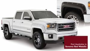 Exterior - Fender Flares - Bushwacker - Bushwacker FF Boss Pocket Style-Color 4Pc 40958-74