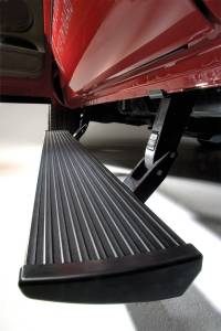 Exterior - Running Boards - AMP Research - AMP Research POWERSTEP 75154-01A-B