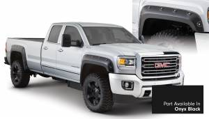 Exterior - Fender Flares - Bushwacker - Bushwacker FF Boss Pocket Style-Color 4Pc 40968-34