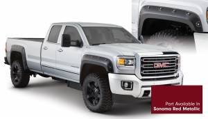 Exterior - Fender Flares - Bushwacker - Bushwacker FF Boss Pocket Style-Color 4Pc 40968-74