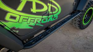 Exterior - Running Boards - Addictive Desert Designs - Addictive Desert Designs Venom Side Steps S9522427001NA