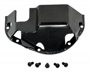Exterior - Skid Plates - Rugged Ridge - Rugged Ridge Skid Plate, Differential, for Dana 44 16597.44