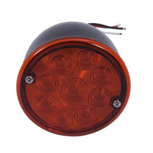 Lighting - Brake Lights - Rugged Ridge - Rugged Ridge Tail Light Assembly, Right, LED; 46-75 Willys/Jeep CJ 12403.80