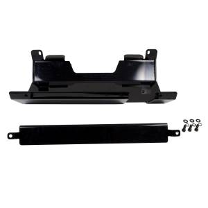 Exterior - Skid Plates - Rugged Ridge - Rugged Ridge This muffler skid plate from Rugged Ridge fits 07-18 JK Jeep Wrangler. 18003.31