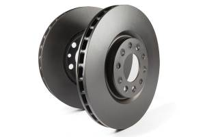 EBC Brakes - EBC Brakes OE Quality replacement rotors, same spec as original parts using G3000 Grey iron RK2074