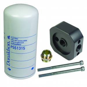 BD Diesel Flow-MaX Add-On Post Fine Particle Fuel Filter Kit 1050340-PFF