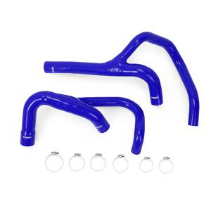 Shop by Part - Mishimoto - Mishimoto Dodge Ram 6.7L Cummins Silicone Hose Kit, 2013-2014 MMHOSE-RAM-13BL