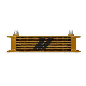 Mishimoto Universal 10 Row Oil Cooler MMOC-10G