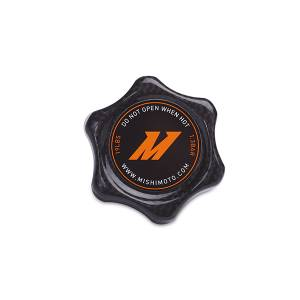 Shop by Part - Mishimoto - Mishimoto Carbon Fiber 1.3 Bar Radiator Cap, Small MMRC-13-SMCF